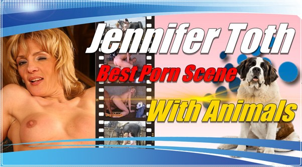 Jennifer Toth - Animal Sex PornStar