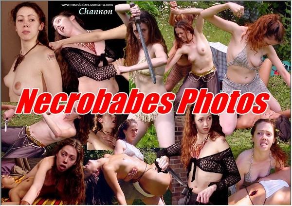 Necrobabes Photos