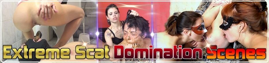 Extreme Scat Domination Porn Scenes