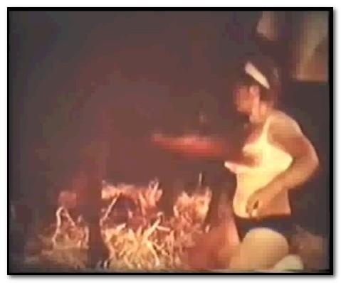 Bodil Joensen - Animal Sex Pornstars - Girl With Bull