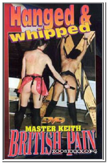 British Pain - Master Keith - Hanged And Whipped