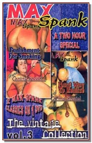 Max Spank Collection - Tne Vintage Ccollection Vol 3