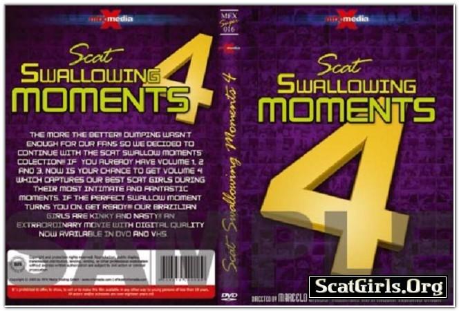 Scat Swallowing Moments 4 - MFX Media