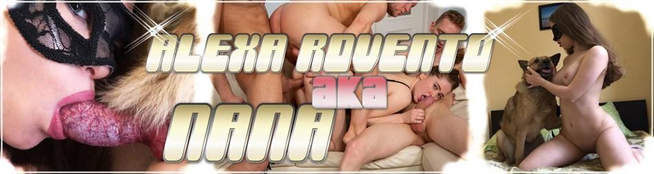 Архивы Alexa Rovento Aka Nana | EXTREMEXXX.ORG
