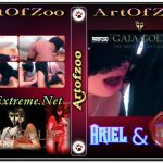 ArtOfZoo DVD - Ariel & Dolly - Hot Scenes Zoo Porn